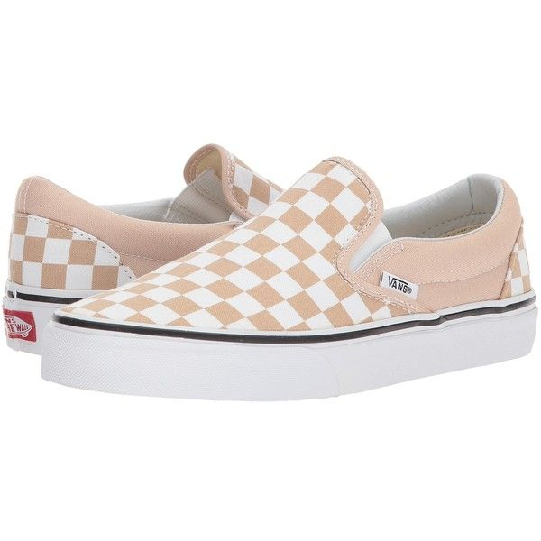 Vans Classic Slip-Ontm ((Checkerboard