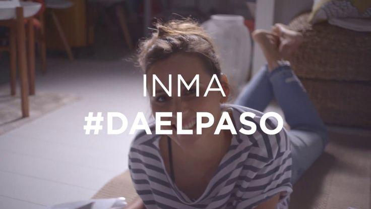 Inma Soria #Daelpaso con Kaiku Sin lactosa