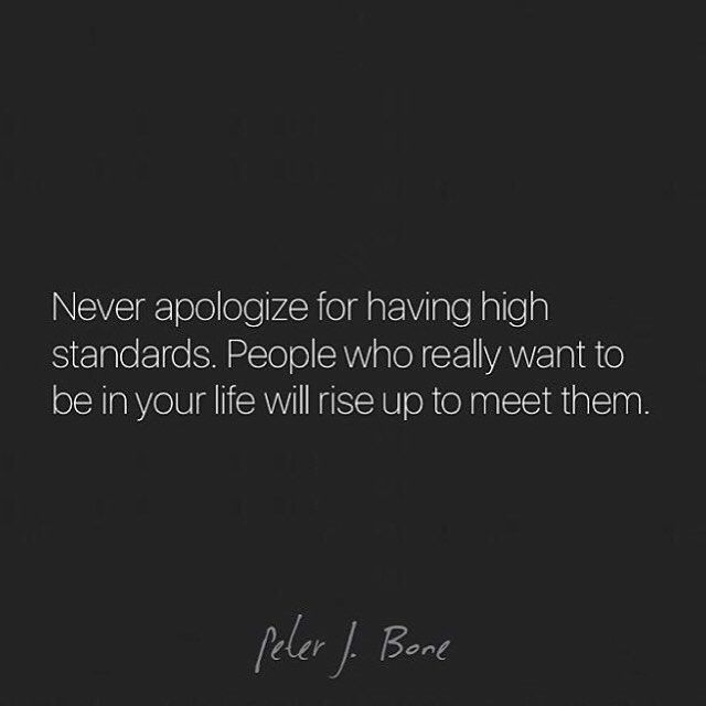 Great post from @peterjbone. High expectations are the key to everything. If you don't set your standards high then you'll constantly accept underwhelming results. #motivation #entrepreneur #smallbusiness #secretentourage #teamentourage #success #motivation #success #quotes #inspiration