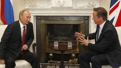 Rambulation : Olympic Games. Putins' UK visit to the UK , Judo M...