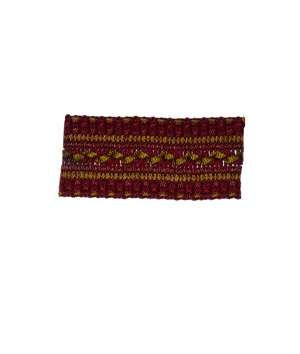 Robert Allen Library Braid Cayenne Trim - $28.6 | onlinefabricstore.net
