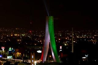 Torres Bicentenario en Toluca