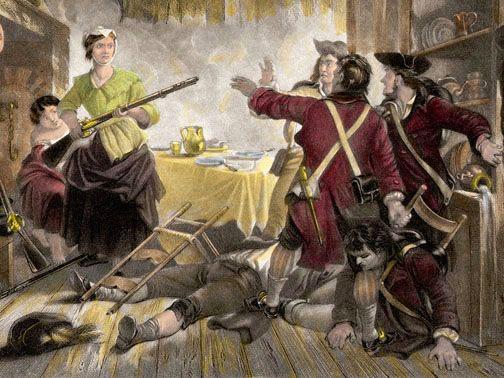 nancy morgan hart revolutionary war - - Yahoo Image Search Results