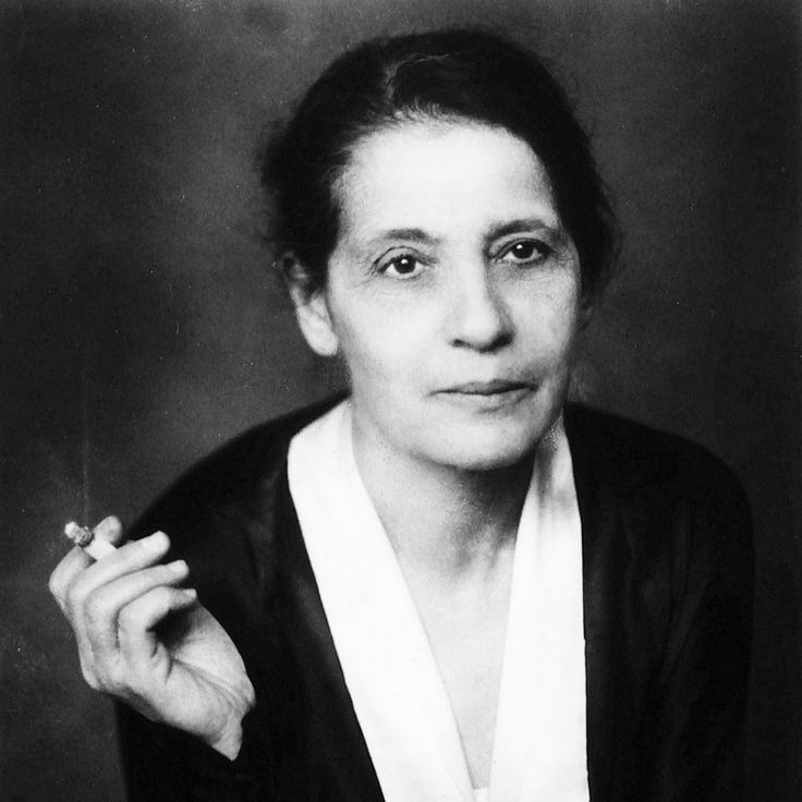 "Dr. Lise Meitner (1878-1968) - Jewish Austrian-Swedish physicist known for her co-discovery of nuclear fission. In 1906 she became the 2nd woman ever to graduate with a doctorate of physics from the University of Vienna. When asked to join the Manhattan Project, Meitner refused, declaring 'I will have nothing to do with a bomb!' The inscription on her headstone reads ""Lise Meitner: a physicist who never lost her humanity."""