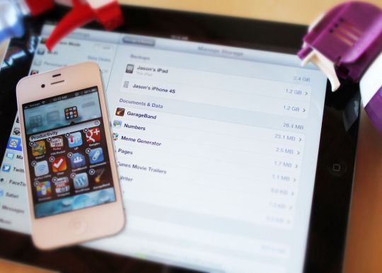 Spring cleaning tips: Spruce up your iOS device