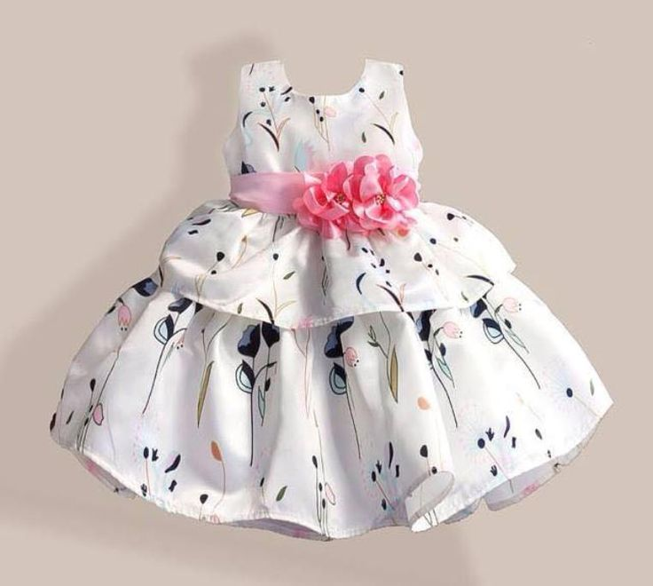 white dress for baby girl canada