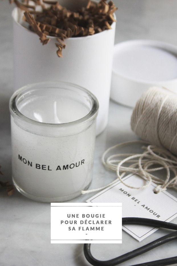La mariee aux pieds nus - Do it yourself - Une bougie a offrir a son amoureux pour la saint Valentin #diy #candle #valentine