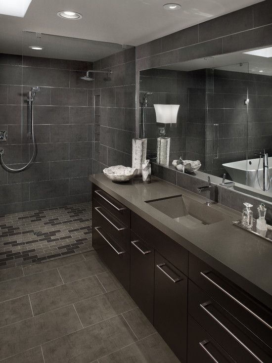 Contemporary Bathroom Design, Pictures, Remodel, Decor and Ideas - page 4