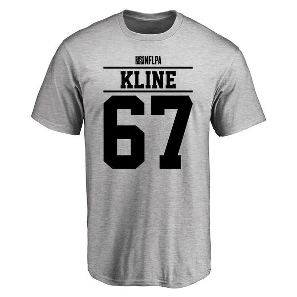 Josh Kline Player Issued T-Shirt - Ash - $25.95