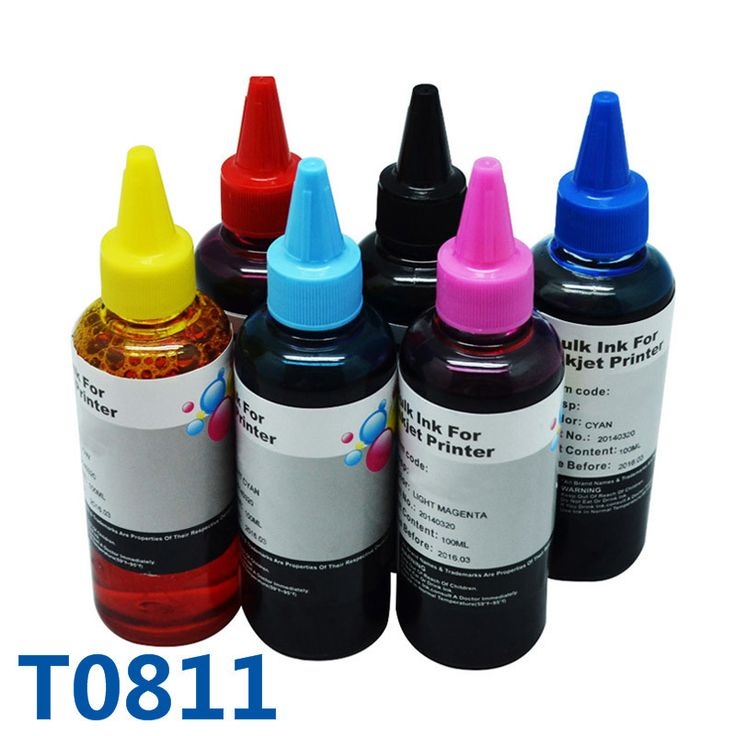 600ml T0811 Printer Ink For Epson Refill Ink For Printer For Epson Stylus Photo R390/RX590/R270/RX690/RX610/RX615/R290/R295/1410 -  Compare Best Price for 600ml T0811 Printer Ink For Epson Refill Ink For Printer For Epson Stylus Photo R390/RX590/R270/RX690/RX610/RX615/R290/R295/1410 product. Here we will give you the best deals of finest and low cost which integrated super save shipping for 600ml T0811 Printer Ink For Epson Refill Ink For Printer For Epson Stylus Photo…