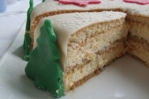 Tort Stele pe zapada - Culinar.ro