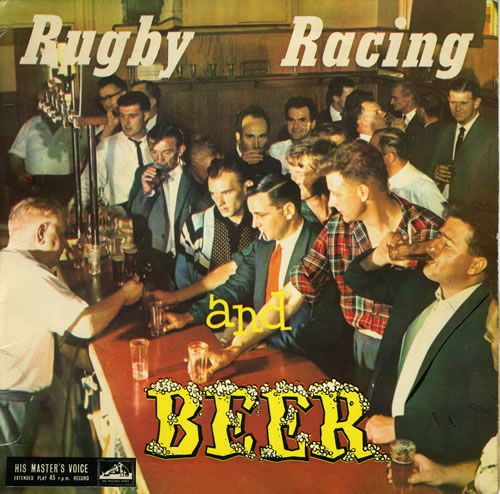 Rugby Racing and Beer
