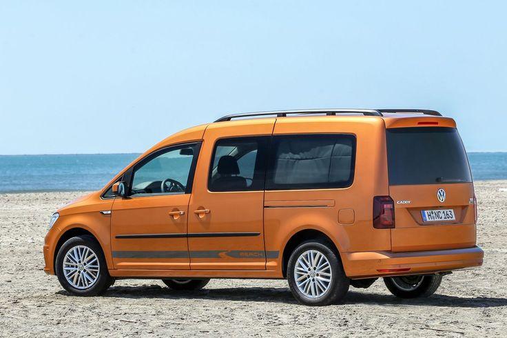 2015 Volkswagen Caddy Combi Beach
