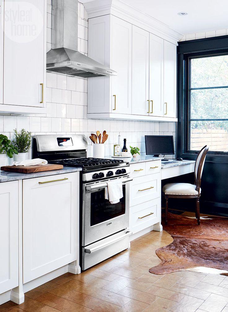 Modern White Kitchen Remodel In Salt Lake City Ut: Best 25+ Vintage Modern Kitchens Ideas On Pinterest