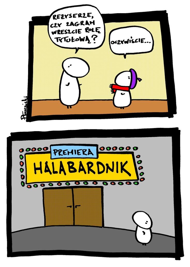 Halabardnik? Coming soon...