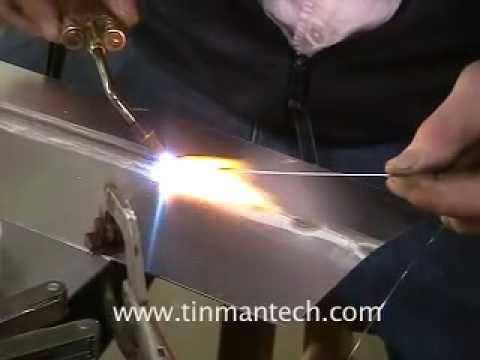 How good is your TIG weld? (weld strength & oxy acetylene torch welding aluminum) - YouTube