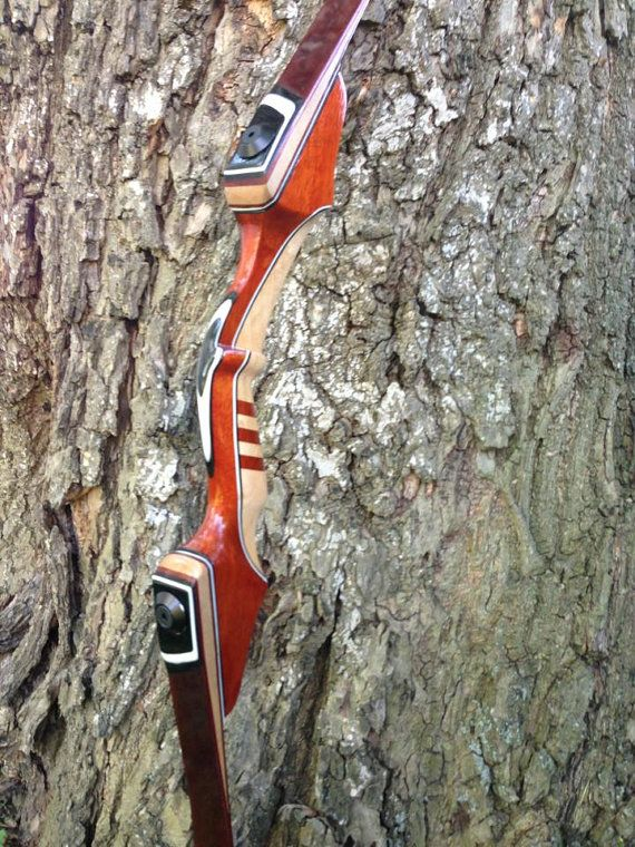 Savanna Sparrow Takedown Recurve Bow Center shot by SparrowGear