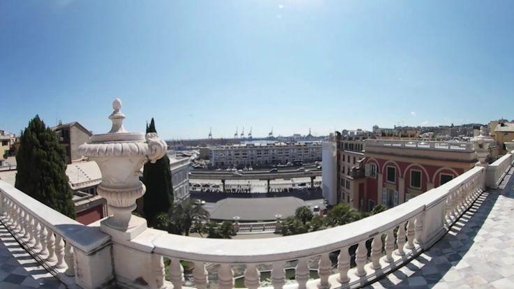Terrazzi di Palazzo Reale - Vista da Palazzo Balbi