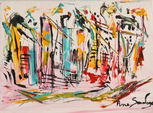 Artiste peintre contemporain de style abstrait, la peinture d'ame sauvage est colorée et riches en émotions. Evadez vous à travers des peintures abstraites uniques qui invite à l'évasion et suscite l'imagination du spectateur. Chaque peinture abstraite contemporaine est unique, chaque toile abstraite vous sera livrée avec facture et certificat d'authenticité signé par l'artiste contemporain http://www.amesauvage.com/peinture-abstraite-blog/la-peinture-abstraite-1.html