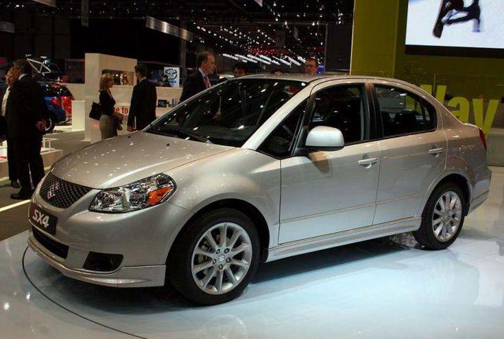 Suzuki SX4 Sedan new - http://autotras.com