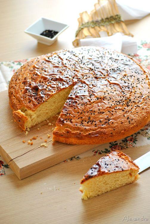 DSC_0026 Cake tsoureki