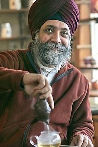 "VEERINDER  CHAWLA, founder of THE TAO OF TEA, has been inspired by his love for the leaf.  ""We began our work with tea to be a connecting thread for tea culture offering fresh, pure tea leaves with great artistry and soul. We believe there is no such thing as a specialty tea - there are only special tea people.""  Tao of Tea offers the finest teas freshly plucked from the world's premier tea regions."