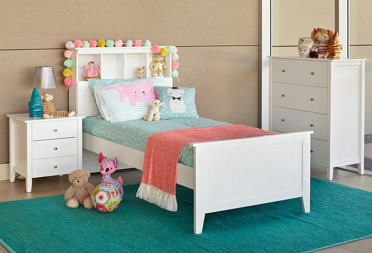 Beds and Packages : Niko Single Bed Only - 904 Perth, Western Australia - Furniture Bazaar