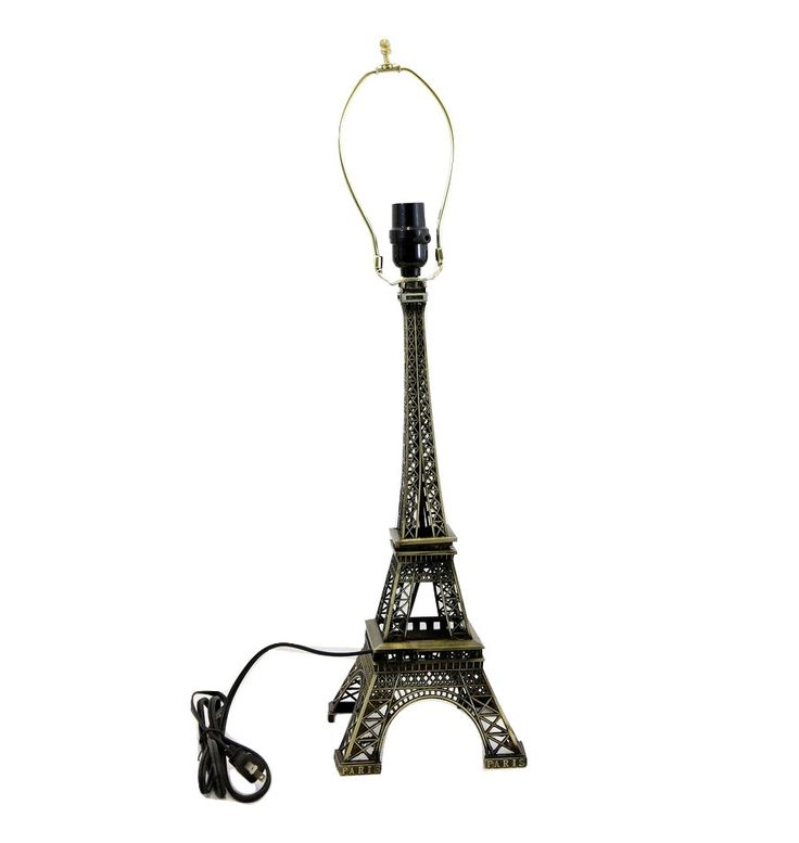 eiffel tower table lamp eiffel towers table lamps copper forward table. Black Bedroom Furniture Sets. Home Design Ideas