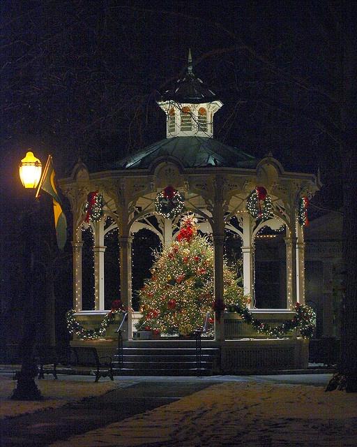 Medina County Square