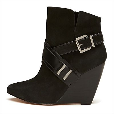 SANDS OF TIME WEDGE BOOT #mimcomuse