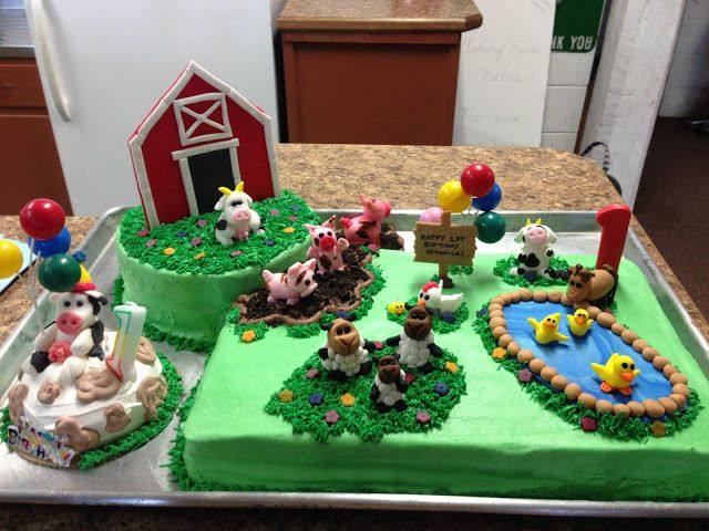 ... to Learn as We Go!: Let Them Eat Cake - 14 Cakes for All Occasions