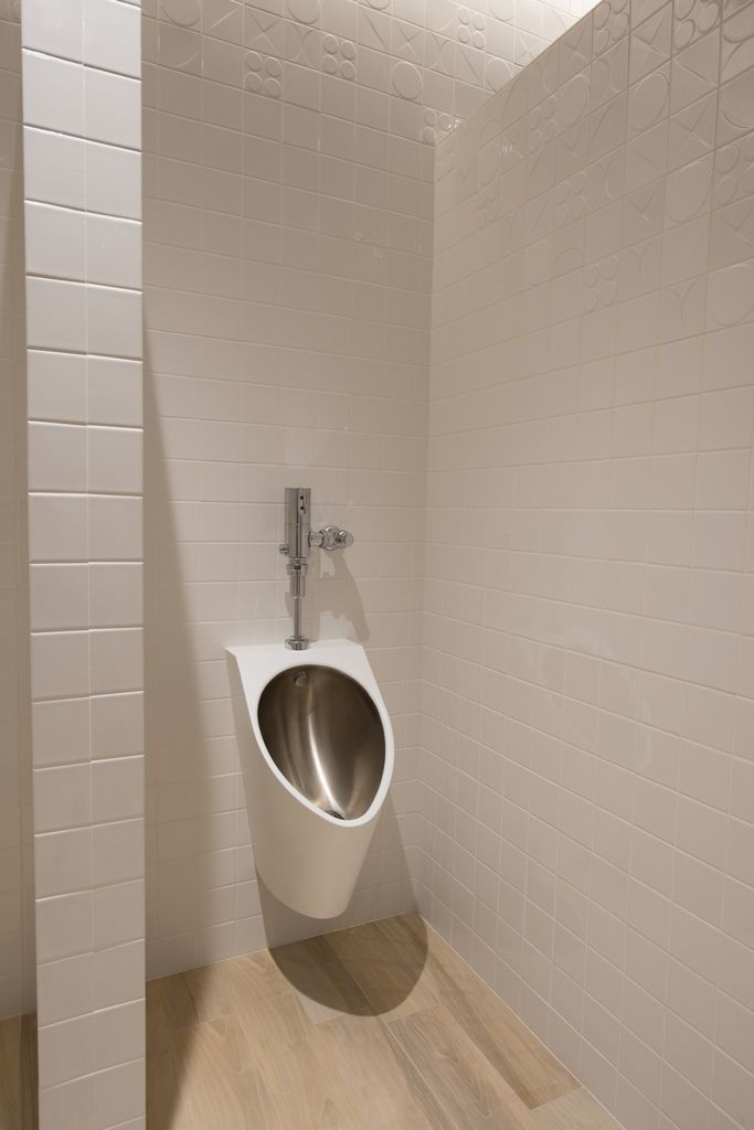 Swimming Pool Urinal : Images about public bathroom design on pinterest