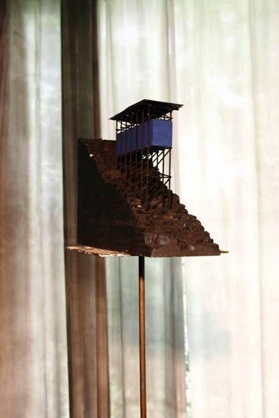 Peter Zumthor Zinc Mine Museum, Allmannajuvet, Norway, in progress