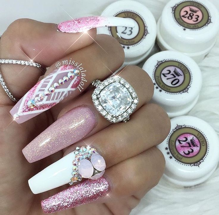 Outstanding Diamonds Nail Designs Photo Crest - Nail Paint Design ...