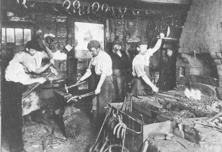 blacksmithing | References