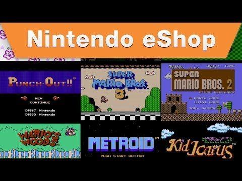 Nintendo eShop - NES Remix 2 for Wii U