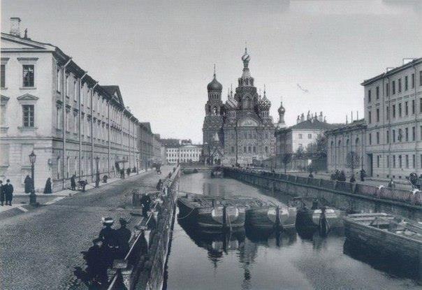 Петербург начала XX века