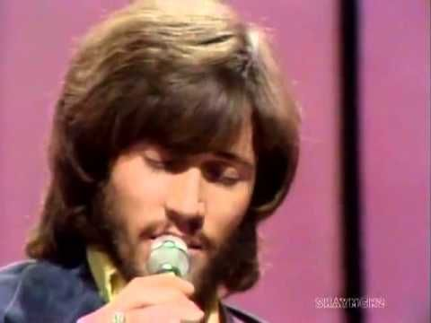 """Today 8-7 in 1971: The Bee Gees' """"How Can You Mend a Broken Heart?"""" hits #1 on the Billboard Top 100."""