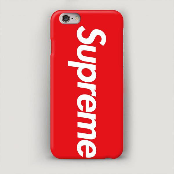 reputable site 5586f bfc90 Red Supreme iPhone 6 Case, iPhone 7 Case, iPhone 6s Plus Case ...