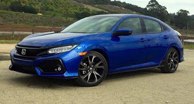 Erster Antrieb: Die 2017 Civic Fließheck hat dass Honda Magie Featured First Drive Galleries Honda Honda Civic New Cars Reviews