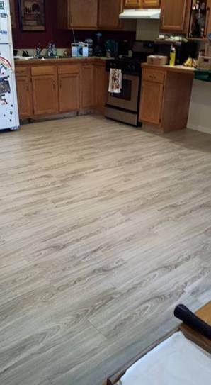 Trafficmaster Allure Contract 6 In X 36 In Alpine Elm