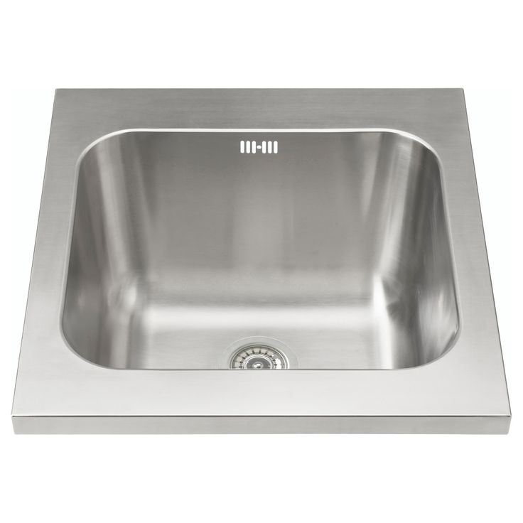 Drop In Laundry Sink For 24 Inch Cabinet : Sinks, Laundry Sinks, Numer?r Sinks, Laundry Rooms, Kitchen Sinks ...