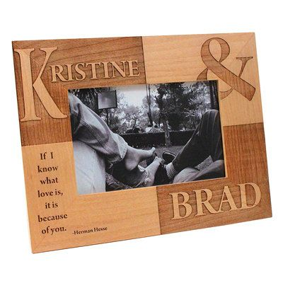 Personalized Anniversary Gift Wooden by UrbanFarmhouseTampa