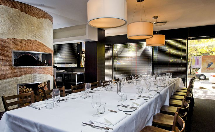 Private dining room at MUMU Grill
