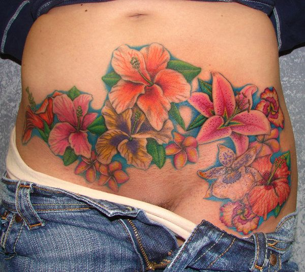 37 best images about tummy scar cover up on pinterest for Tattoo above vagina