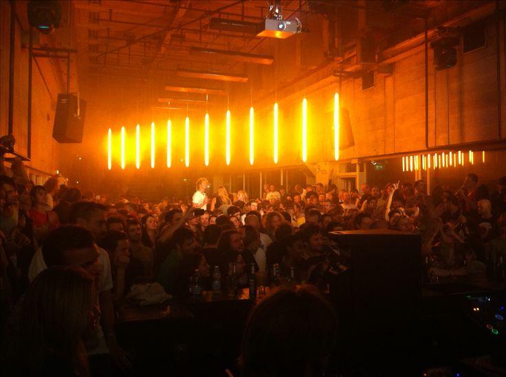 Trouw - Nightclub, restaurant, cultural/art space. Underground feel. [CLOSED]