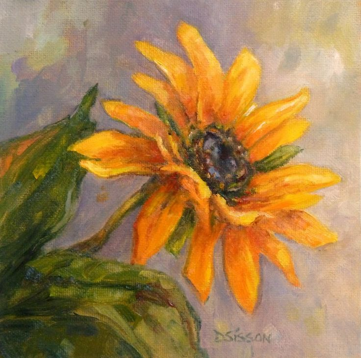 """pictures of flowers to paint in oil 