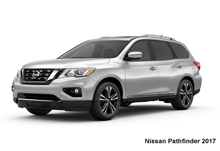 Nissan Pathfinder SL 2017 price, specs & review - fairwheels.com