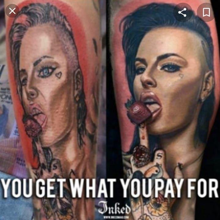 Body Art Expo Shared A Post On Instagram Happy Friday Everyone Bodyartexpo Tattoos Tattoo Ink Inked Tattooarti In 2020 Bad Tattoos Funny Tattoos Fails Tattoos