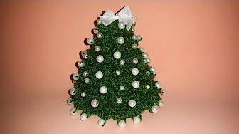 Albero Natale Uncinetto Tutorial - Christmas tree Crochet - Arbol de Navidad - Arvore de Natal